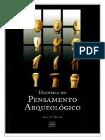 Historia Do Pensamento Arqueologico Bruce G Triggerdocx
