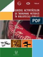 Ghidul activitatilor metodologice
