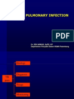 Cronic Pulmonary Infection