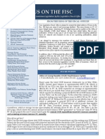 Focus on the Fisc - July 2014
