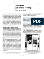 Effective Measurements for Structural Dynamics Testing (Parts 1 and 2)