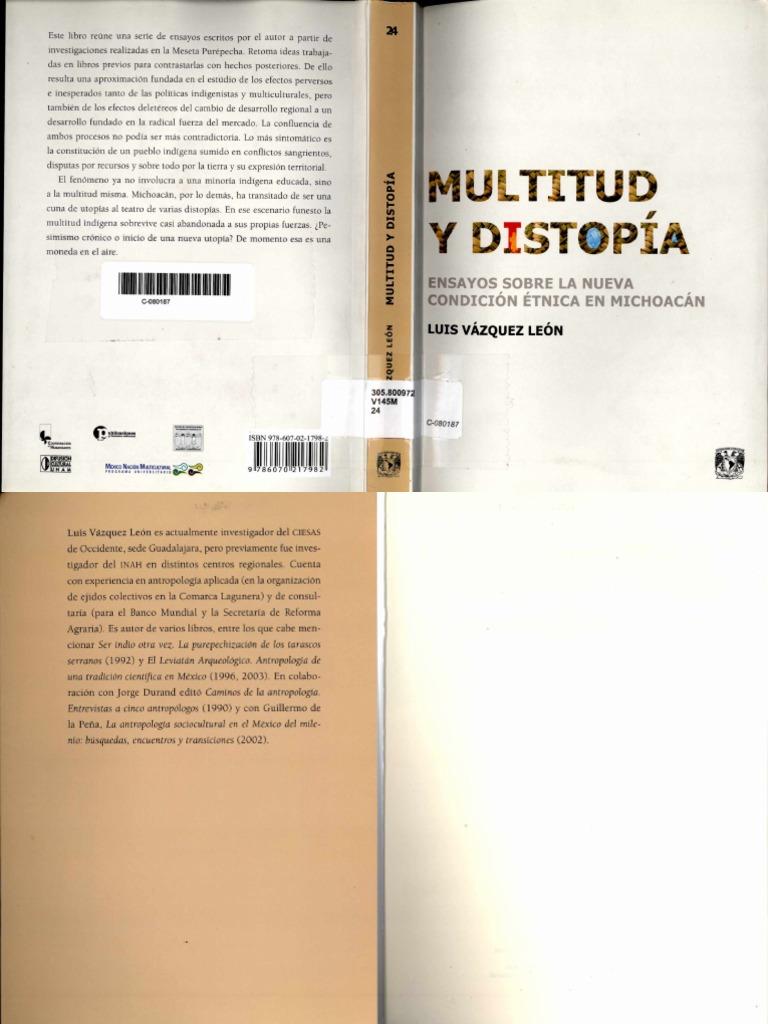 Multitud Y Distopía e5d748c1ada2