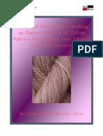 Effects of Functional Finishing on Characteristics of Cotton Fabrics Using Garad Tree