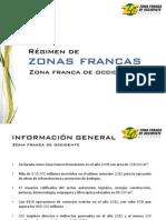 Presentación General Del Regimen