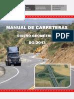 Diseño Geometrico de Carreteras (Dg-2013)
