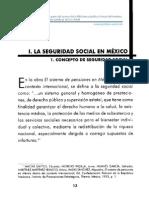 La Seguridad Social en Mexico