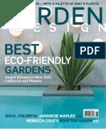 Garden Design September-October 2009