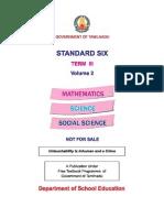Www.textbooksonline.tn.Nic.in Books Std06 Std06 III MSSS EM 1