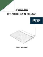 ASUS RT_N10E Manual
