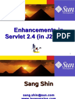Enhancements in Servlet 2.4 (in J2EE 1.4)