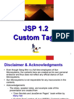 JSP 1.2 Custom Tags