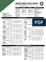 07.31.14 Mariners Minor League Report.pdf