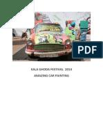 Kala Ghoda Festival 2014