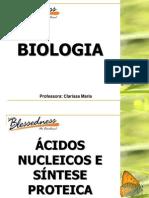 Aula 3 - Ac. Nucleicos e Síntese Proteica