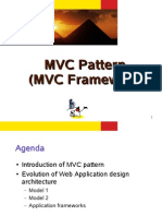 MVC Pattern (MVC Framework)
