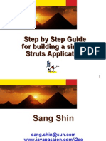 Step by Step Guide for Building a Simple Struts Application