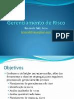 Gerenciamento de Risco.pps