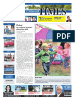 August 1, 2014 Strathmore Times