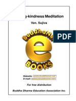 Buddhism - Loving-kindness Meditation