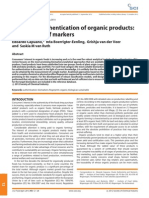 Analytical Authentication of Organic Products-review-leeer