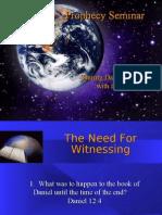 Prophecy Seminar 30