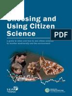 Citizen Science Guide