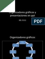 A Organizadores Gráficos y Presentaciones en Ppt