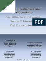 principalesproblemasdelconocimiento-130412173639-phpapp02