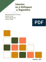 Politica Exterior.conceptos y Enfoques en Torno a Argentina-libre