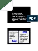 Hipermedia Manual 2014