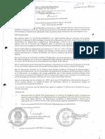 Resolución que Anula Informe de La Comision de Indagacion de supuesto plagio de los profesores Olaya y Contreras