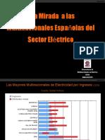 multinacionales electricas españolas