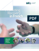 Promoting Recovery In French