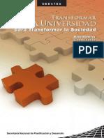 Transformar la Universidad para transformar la sociedad R Ramirez.pdf