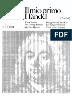 E.pozzoli - Il Mio Primo Handel