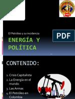 Energía y Política