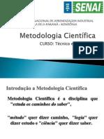 Metodologia Científica - Aula 2