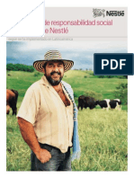 Responsabilidad Social Nestle en Latinoamerica