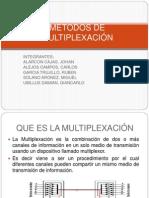 Metodos de Multiplexacion