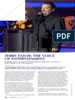 Terry Fator- The Voice of Entertainment by Heather Turk