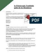 Protocolo-TendinitisManguitodelosRotadores