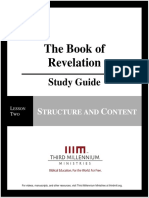 The Book of Revelation - Lesson 2 - Study Guide