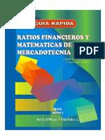 Ratios Financieros y Matemáticas de La Mercadotecnia - Cesar Aching