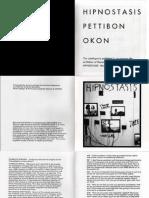 AAVV -  Hipnostasis - Yoshua Okón y Raymond Pettibon, catálogo