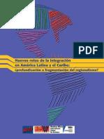 Nuevos Retos de Integración en América Latina y El Caribe