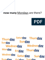 PPT Game - Days