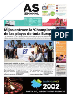 Mijas Semanal Nº594 Del 1 al 7 de agosto de 2014