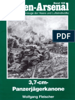 Waffen Arsenal - Band 169 - 3,7-cm - Panzerjägerkanone