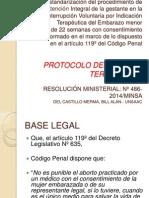 Protocol o
