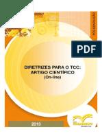 Diretrizes Para o Tcc on-line